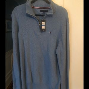 Men's Tommy Hilfiger 1/2 zip sweater